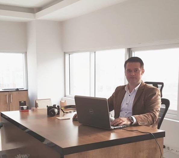 sahinx CEO